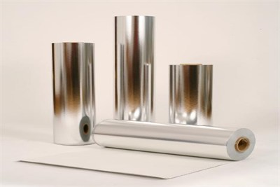 Transfer Metallised Paper
