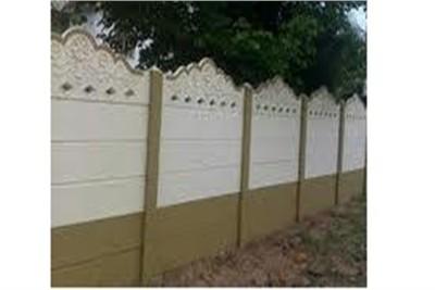 Modern compound wall design joy studio design gallery best design - Readymade wall partitions ...