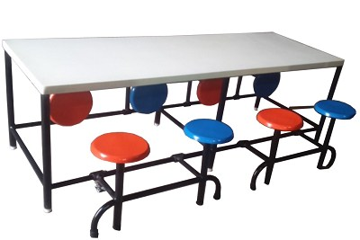 Manufacturer and Suppliers of FRP Folding Dining Table in Pune