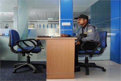 Security Guard Service for Industries