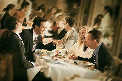 Image result for Corporate dinner