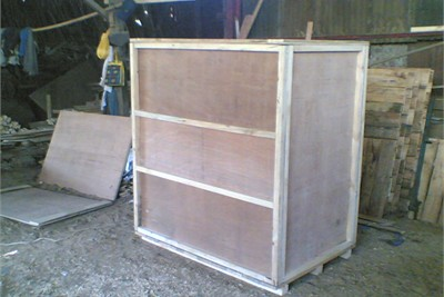 Plywood Boxes (Collapsible)