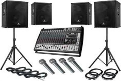 sound on rent