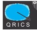 QRICS CALIBRATION