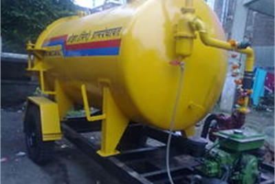 Sewage Handling Products