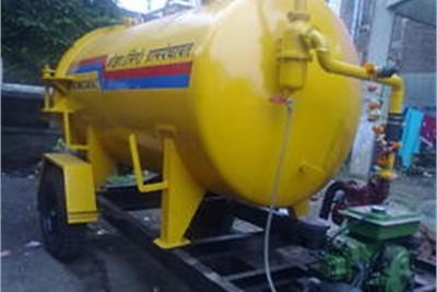 Sewage Handling Products