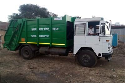 Garbage Compactor