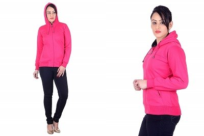 Goodluck Winter Sweatshirt For Women