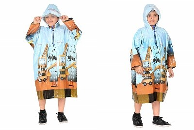 Goodluck Boys Raincoat Full Sleeve