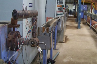 CABLE INSULATING LINE