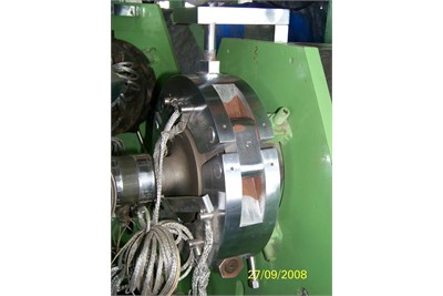 3 PIECE CLAMP ASSEMBLY