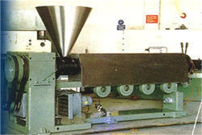 Cable Sheathing and Jacketing Line