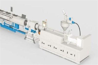 Rigid PVC Pipe Making Machine