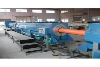 Flexible PVC Pipe Making Machine