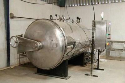 Retort Machine Manufacturer