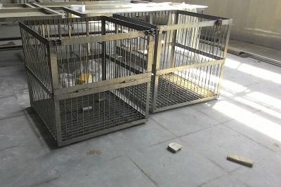 Retort Cage