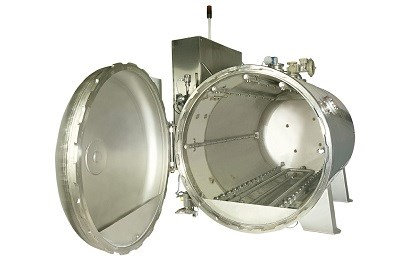 Canning and Pouch Steam Retort