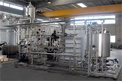 Food Process Machinery Unit