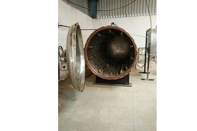Steam Air Retort Furnace