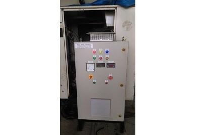 Air Compressor Panel