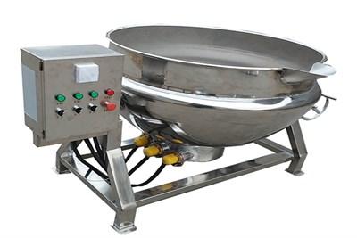 Jacketed kettle Manufacturer