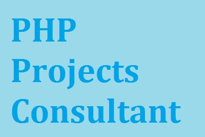 PHP Projects Consultant