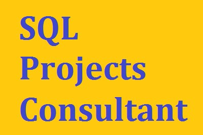 SQL Projects Consultant