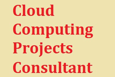 Cloud Computing Projects Consultant