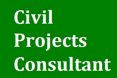 Civil Projects Consultant