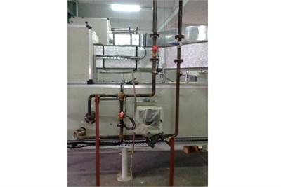 Stainless Steel Manifold
