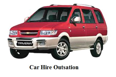 Car Hire Outstation