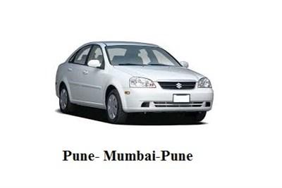 Pune Mumbai Cab Services