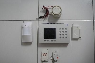 Shop Alarms Installation