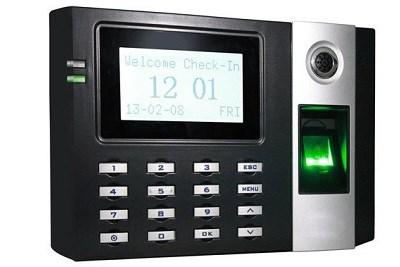 Biometric Time Attendance Installation