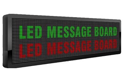Electronic Display Board Installation