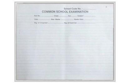 Answer Sheet Printing