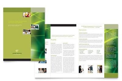 Marketing Brochure Designing