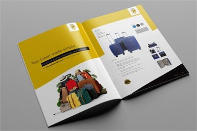 Product Catalogue Designing