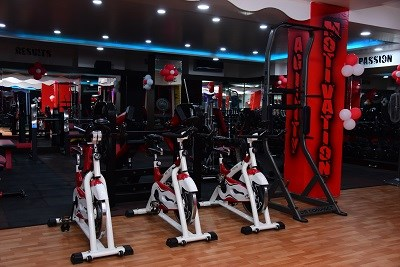 Spinning Session
