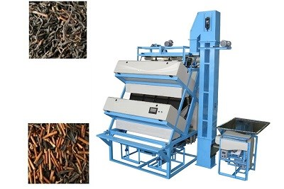 Tea Color Sorter Machine