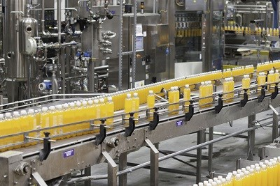 Bottling Plant Automation