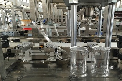 Canning System Automation