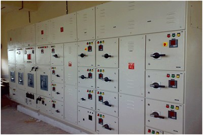 PCC Panel (Power Control Center)