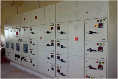 PCC Panel (Power Control Center)