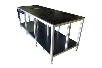 Aluminum Extrusion Tables