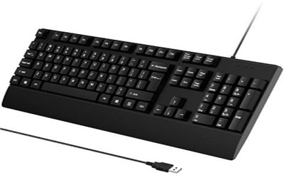 Wired Computer Keyboard