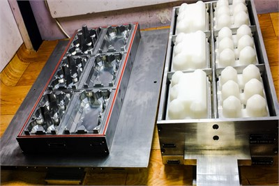 3 CAVITY EGG TRAY MOLD FOR RV 53D