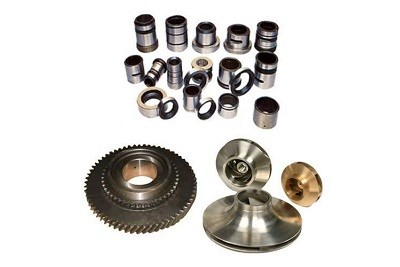 Industrial Machine Spare Parts in Pune