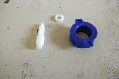 Plastic Speedo Meter Drive Set