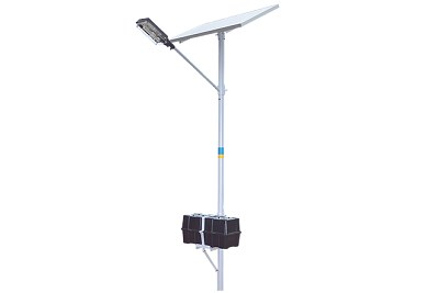 Solar Street Light System